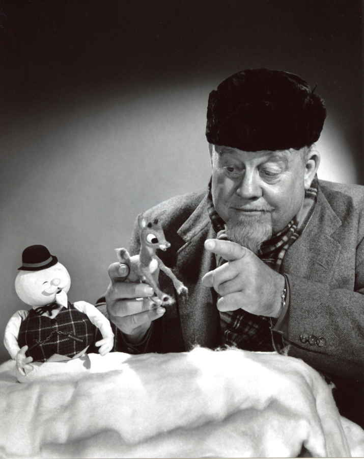 Burl Ives, Rudolph, and Sam the Snowman, Rudolph the Red-Nosed Reindeer