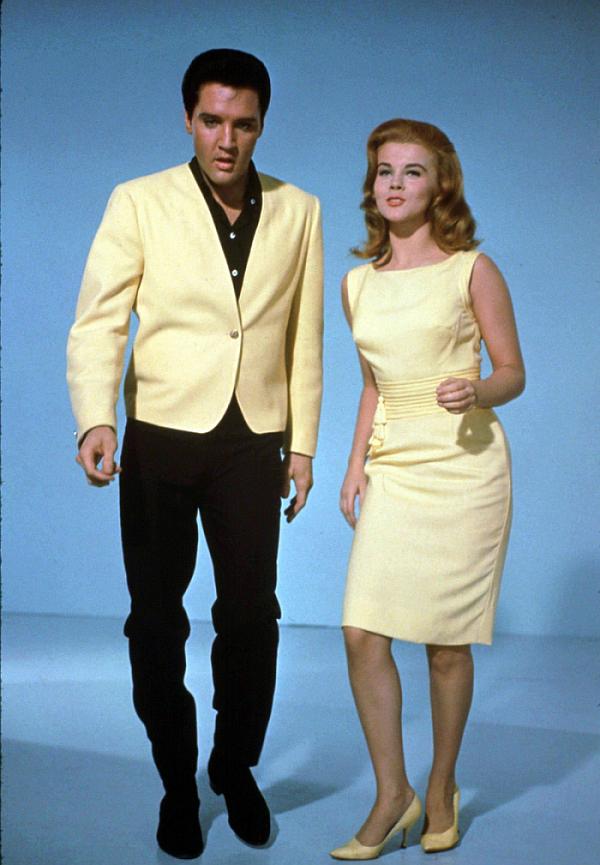 Elvis Presley and Ann-Margret, Viva Las Vegas (1964)