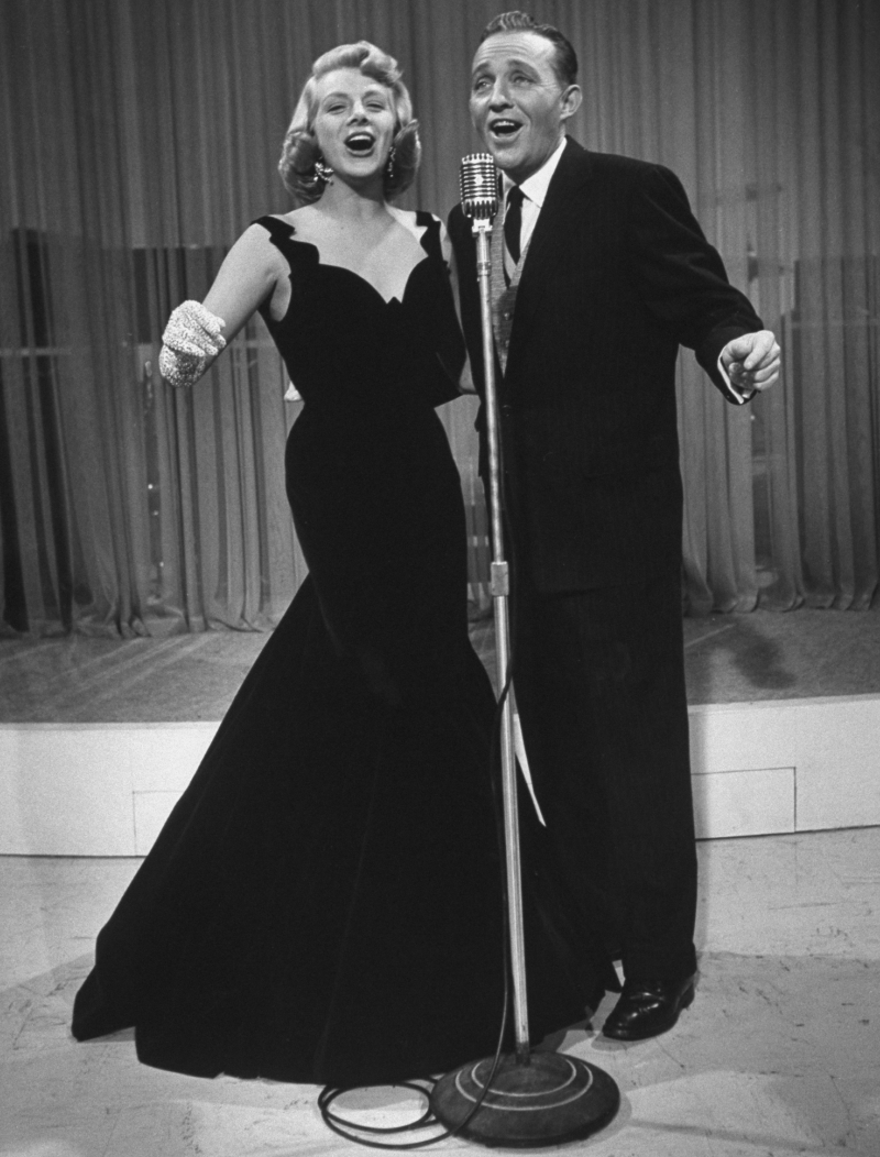 Rosemary Clooney and Bing Crosby White Christmas