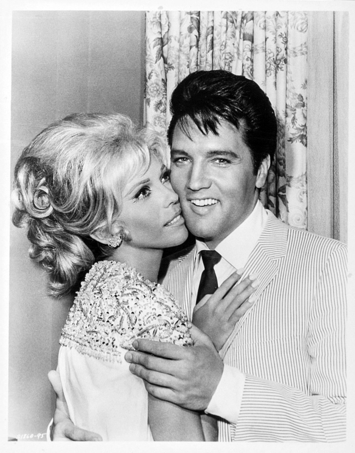 Elvis and Nancy Sinatra, Speedway