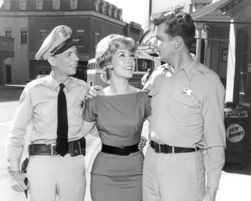 Barbara Eden, The Andy Griffith Show