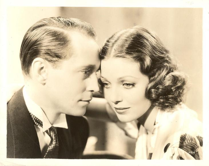 Loretta Young and Franchot Tone, The Unguarded Hour