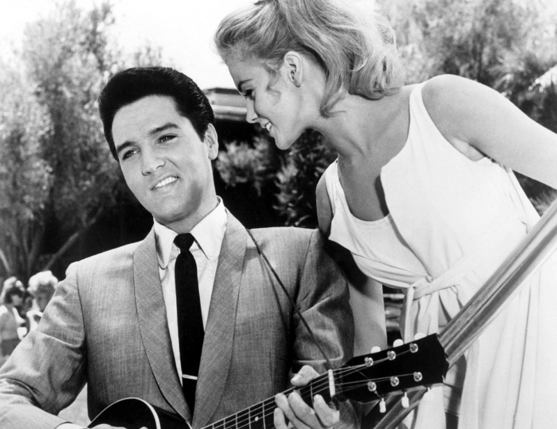 Viva Las Vegas: Ann-Margret and Elvis Presley