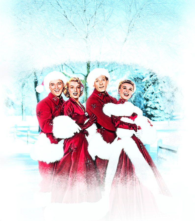 White Christmas Promotional Picture