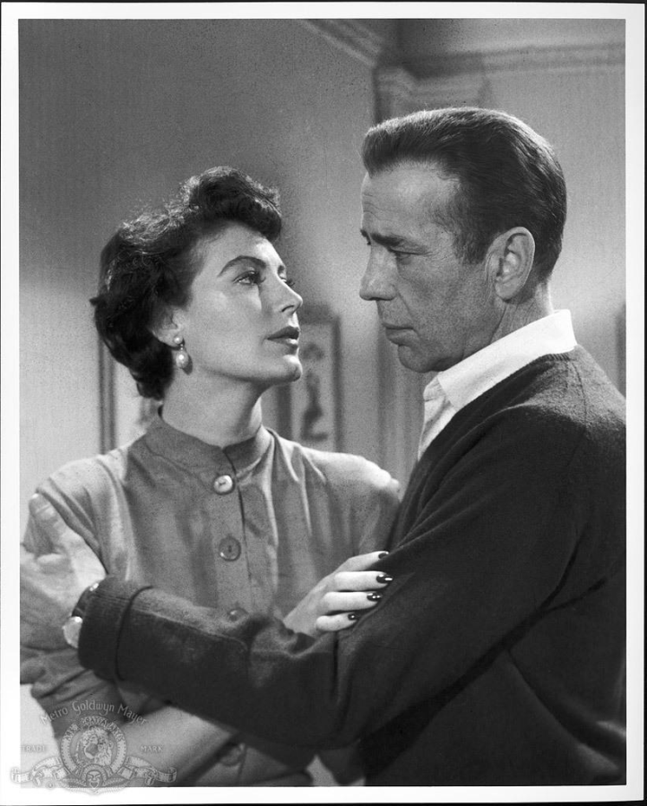 Ava Gardner and Humphrey Bogart, The Barefoot Contessa