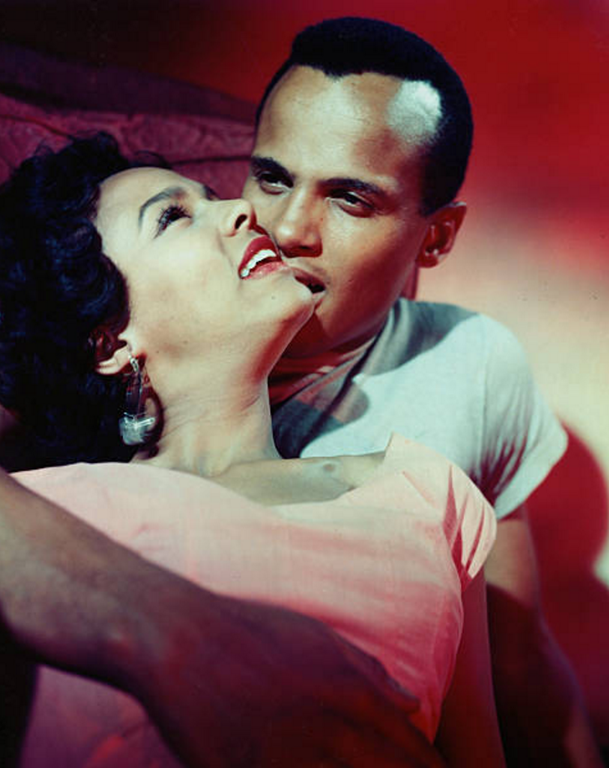 Dorothy Dandridge and Harry Belafonte, Carmen Jones