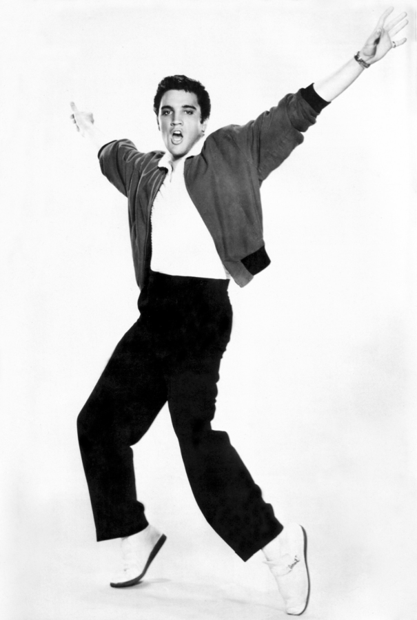 Elvis - Jailhouse Rock Publicity Photo