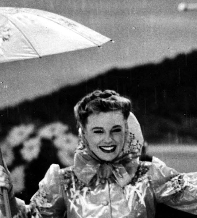 June Allyson, Till the Clouds Roll By