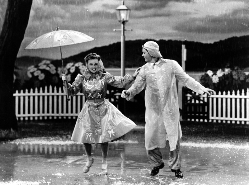 June Allyson and Ray McDonald, Till the Clouds Roll By