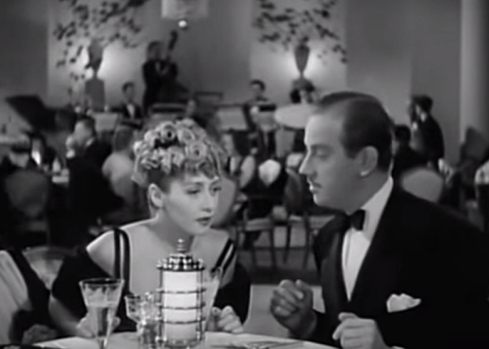Melvyn Douglas and Joan Blondell, There's Always a Woman