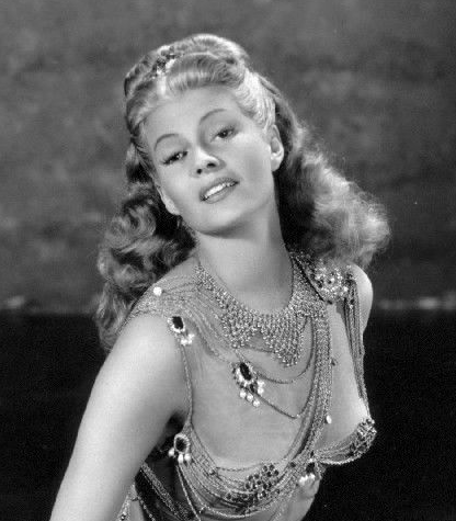 Rita Hayworth, Salome