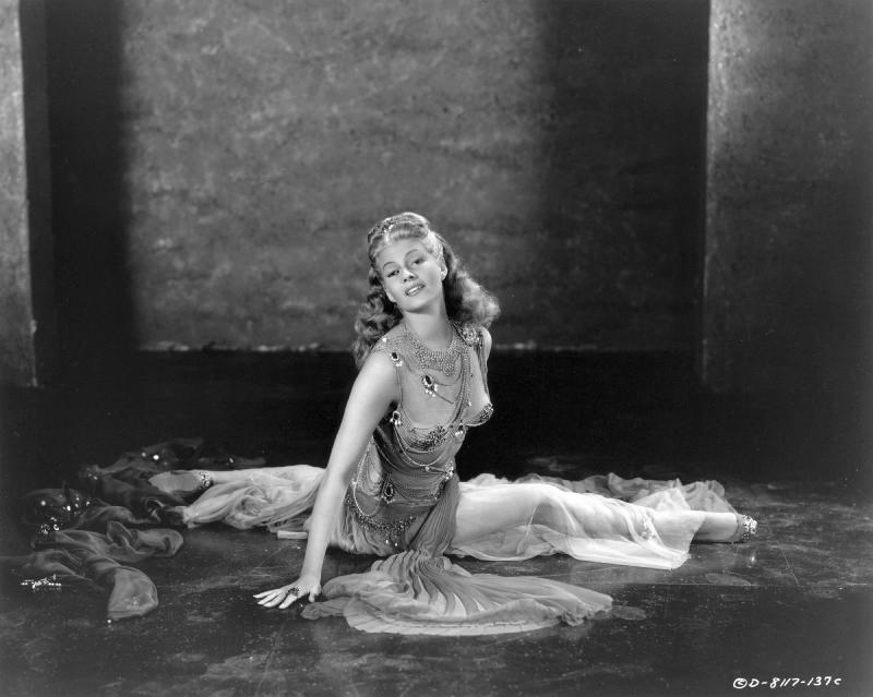 Rita Hayworth, Salome