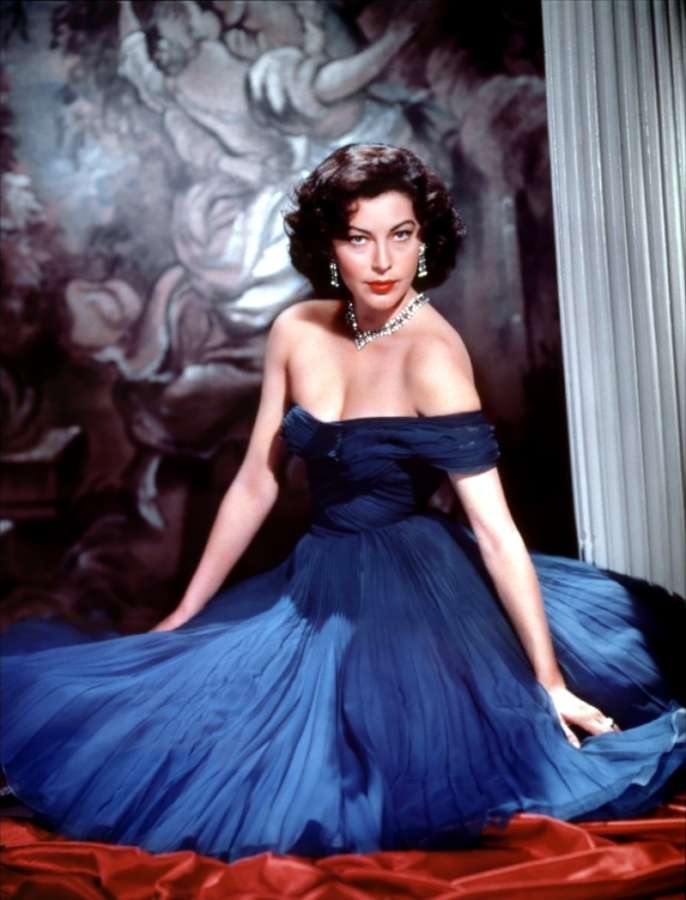 Ava Gardner, The Barefoot Contessa