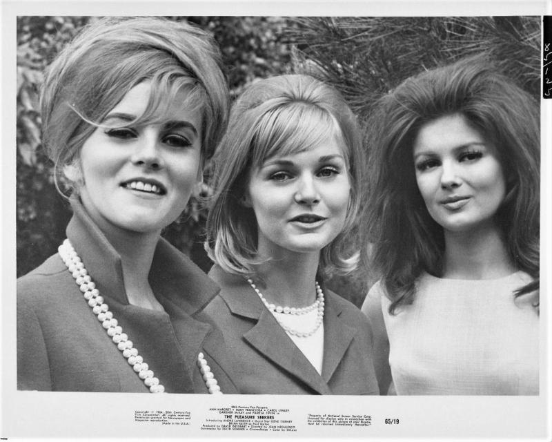 Ann-Margret, Carol Lynley, and Pamela Tiffin - The Pleasure Seekers