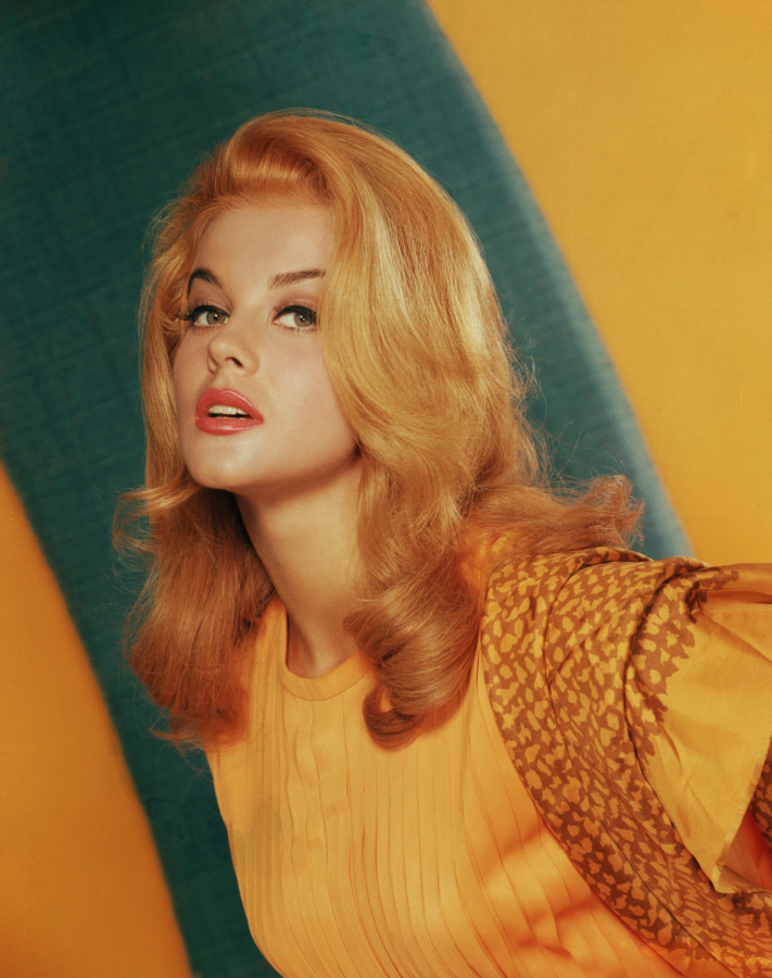 Ann-Margret, The Pleasure Seekers Promo Pic