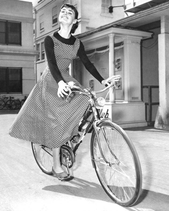 Audrey Hepburn, Behind the Scenes of Sabrina