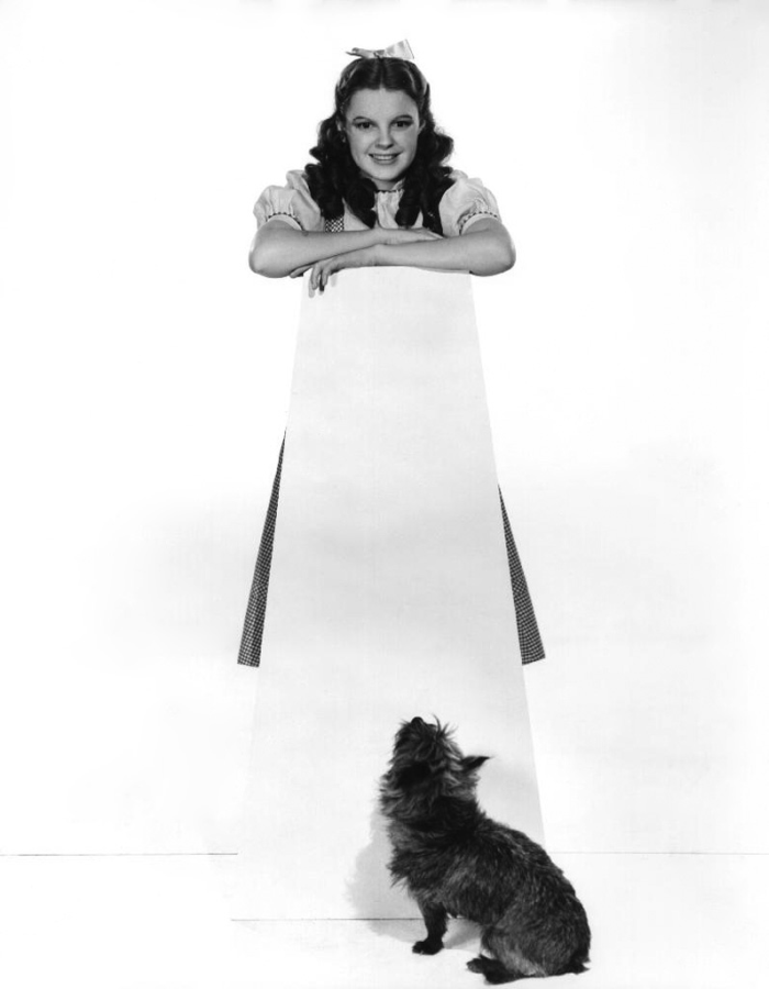 Judy Garland, The Wizard of Oz Publicity Photo