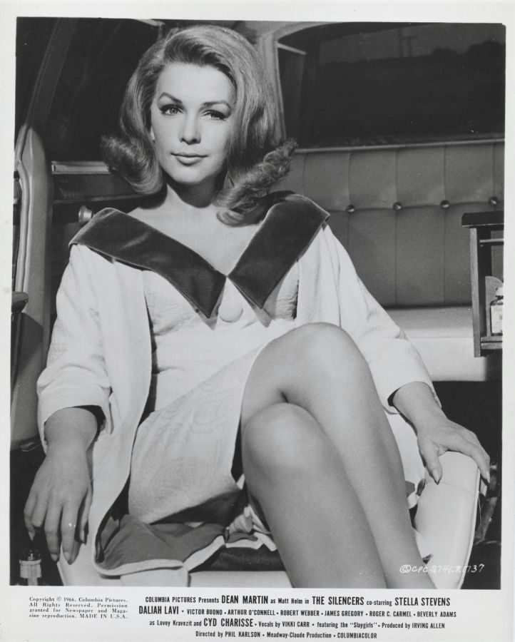 Stella Stevens, The Silencers (1966)
