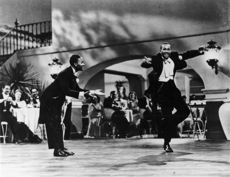 The Nicholas Brothers, Down Argentine Way