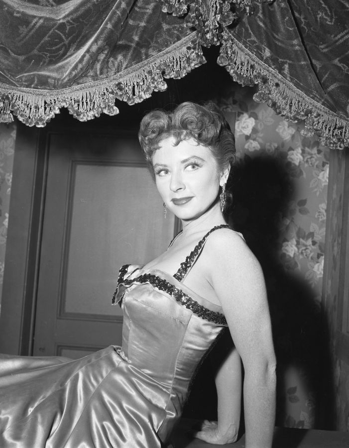 Amanda Blake as Miss Kitty, Gunsmoke