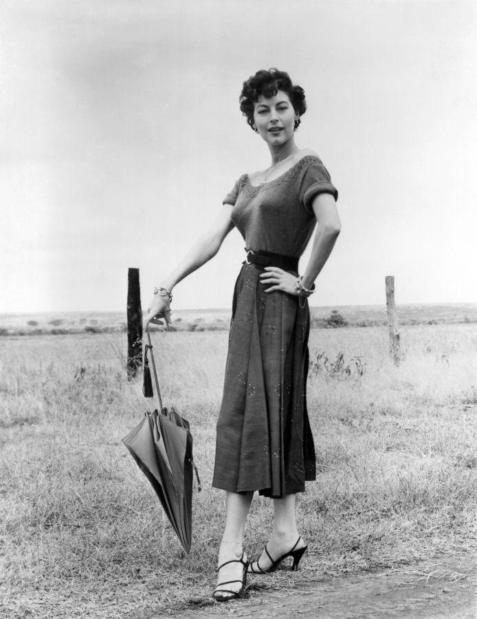 Ava Gardner, Mogambo