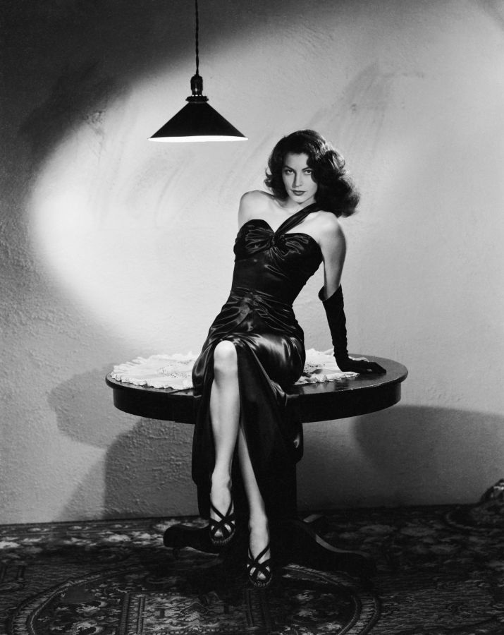 Ava Gardner, The Killers Promo Photo