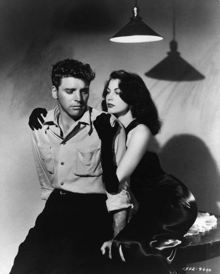 Ava Gardner and Burt Lancaster, The Killers Promotional Photo