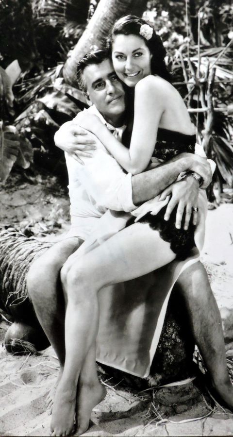 Ava Gardner and Stewart Granger - The Little Hut