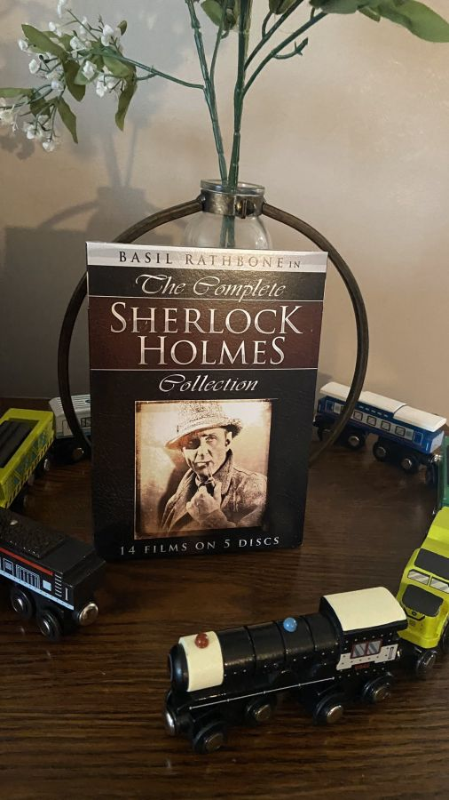 The Complete Sherlock Holmes Collection with Basil Rathbone and Nigel Bruce