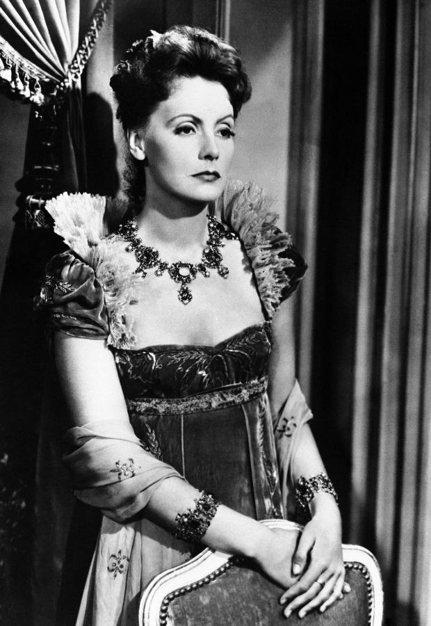 Greta Garbo (Countess Marie Walewska) Conquest