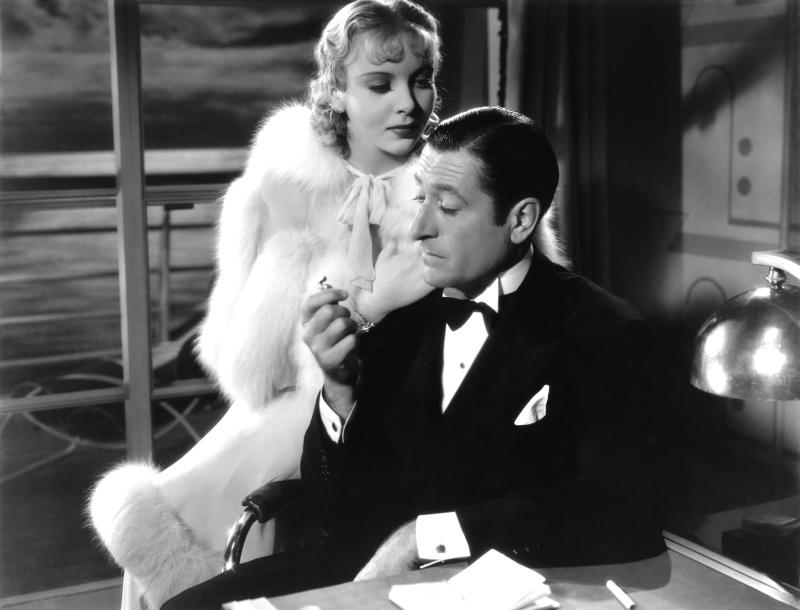 Ida Lupino and Arthur Treacher, Anything Goes