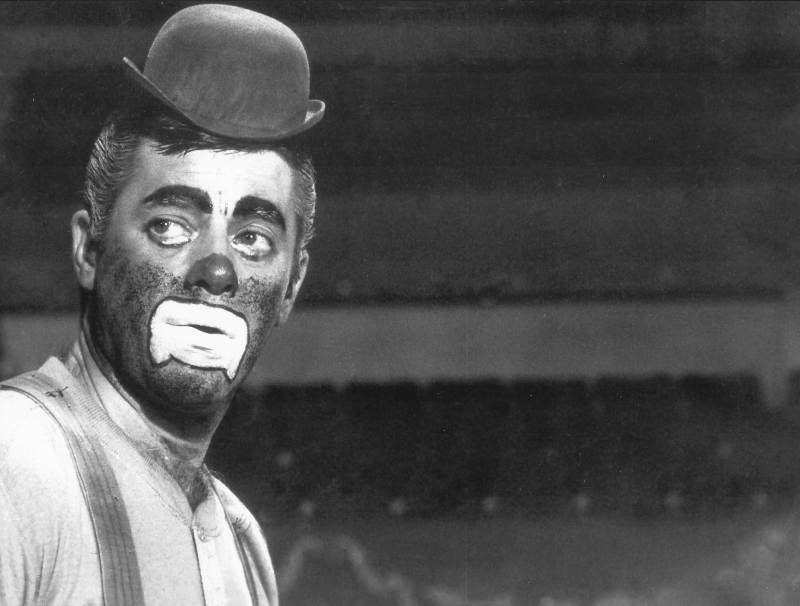 Jerry Lewis, The Day the Clown Cried