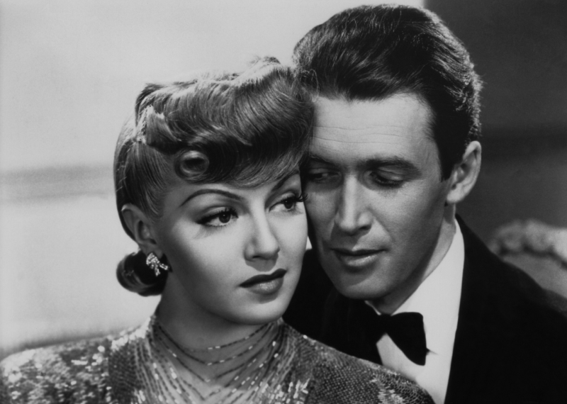 Lana Turner and James Stewart, Ziegfeld Girl