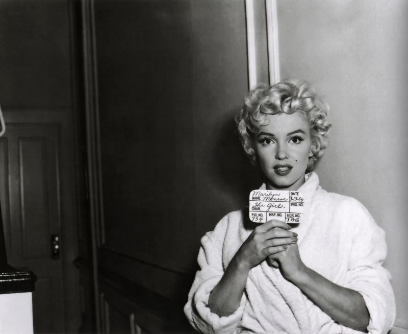 Marilyn Monroe, Behind the Scenes of The Seven Year Itch