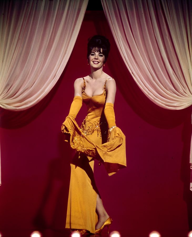 Natalie Wood, Gypsy Promo Shot