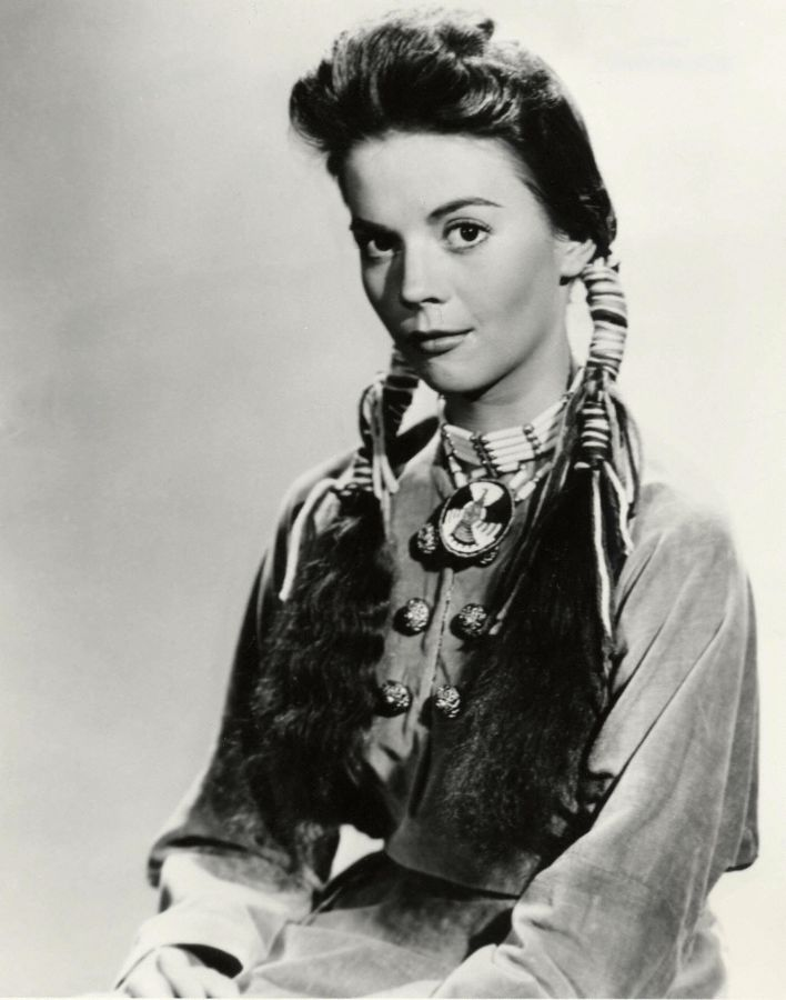 Natalie Wood, The Searchers