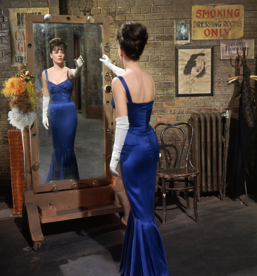 Natalie Wood, Gypsy (1962)