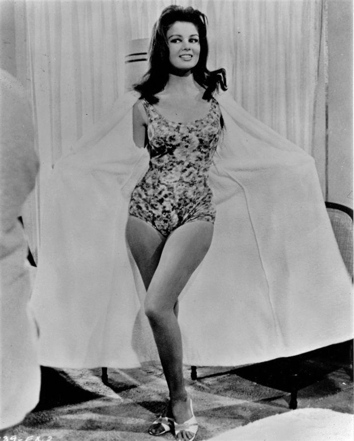 Pamela Tiffin, The Lively Set (1964) Promo Shot