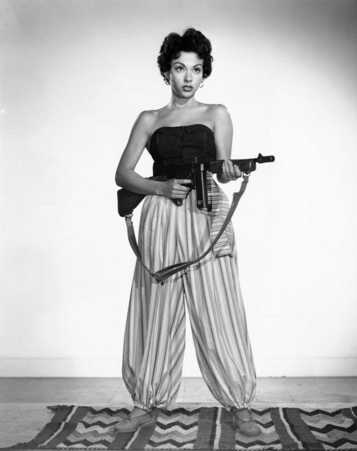 Rita Moreno, El Alamein