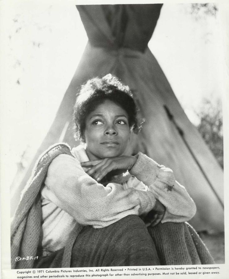 Ruby Dee, Buck and the Preacher