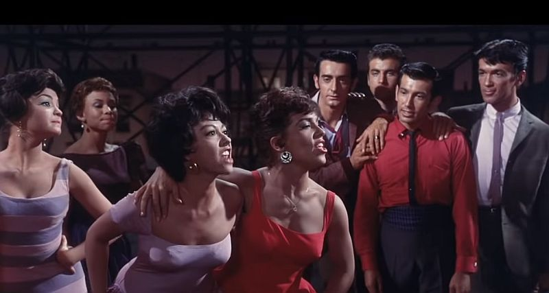 West Side Story - America