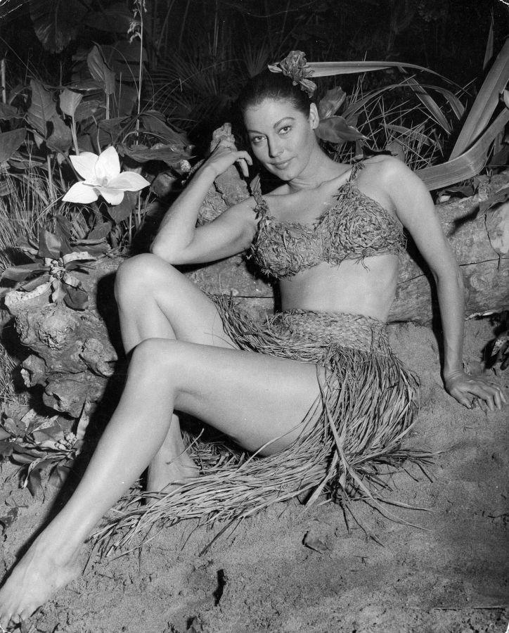 Ava Gardner, The Little Hut