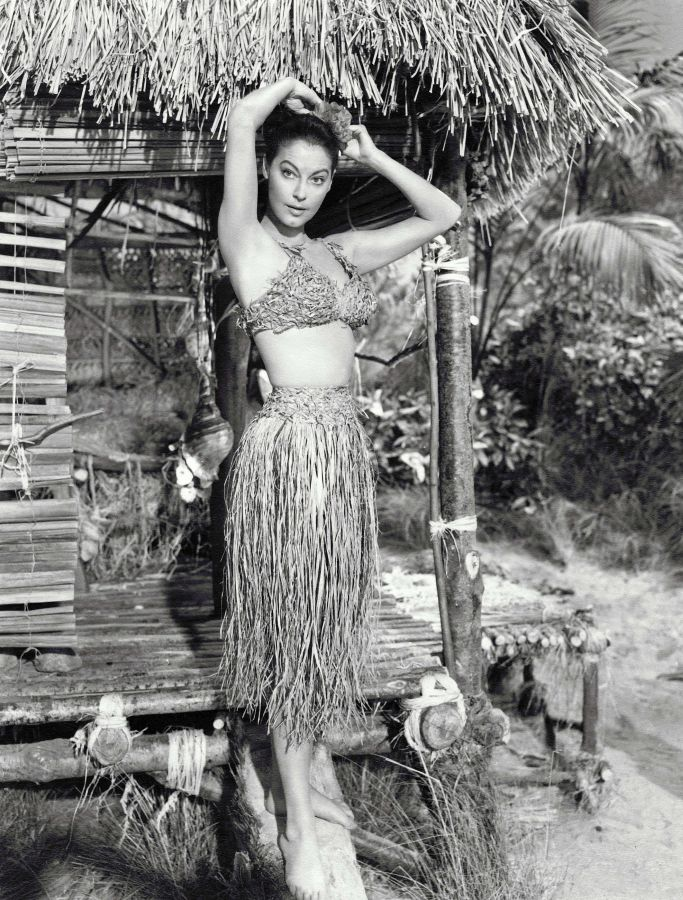 Ava Gardner, The Little Hut