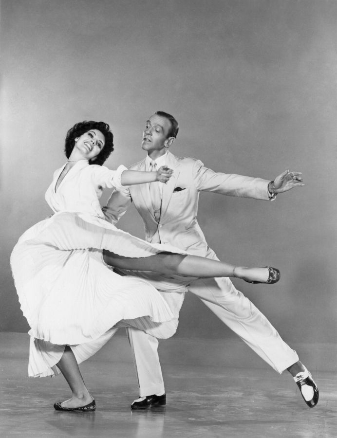 Cyd Charisse and Fred Astaire, The Band Wagon