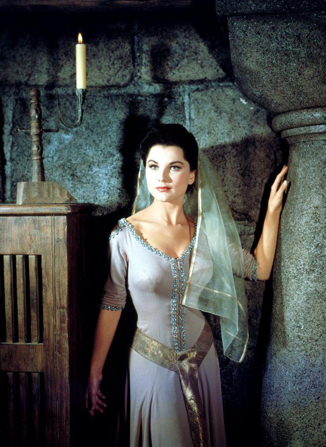 Debra Paget, Prince Valiant