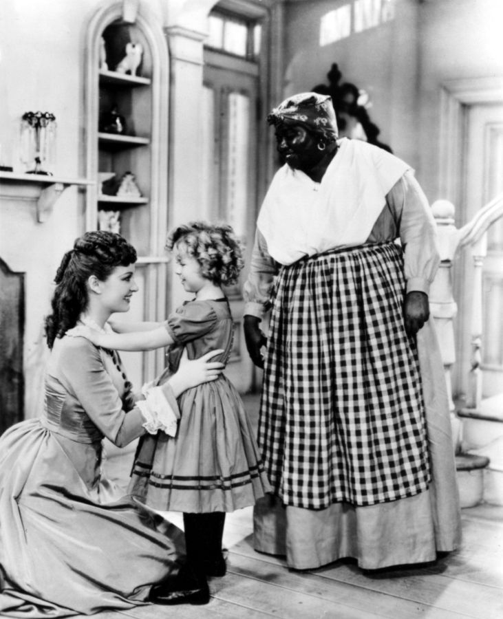 Evelyn Venable, Shirley Temple, and Hattie McDaniel: The Little Colonel
