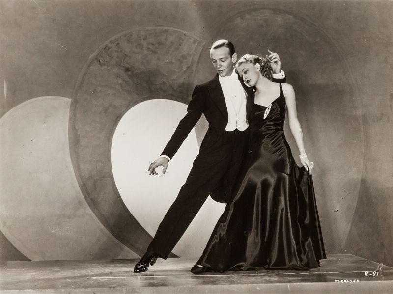 Fred Astaire and Ginger Rogers, Roberta