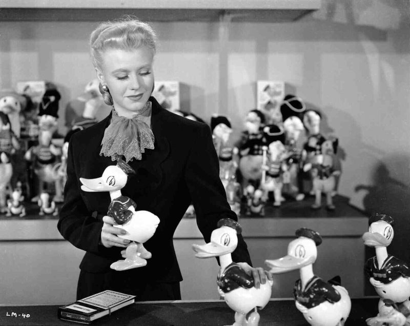 Ginger Rogers, Bachelor Mother