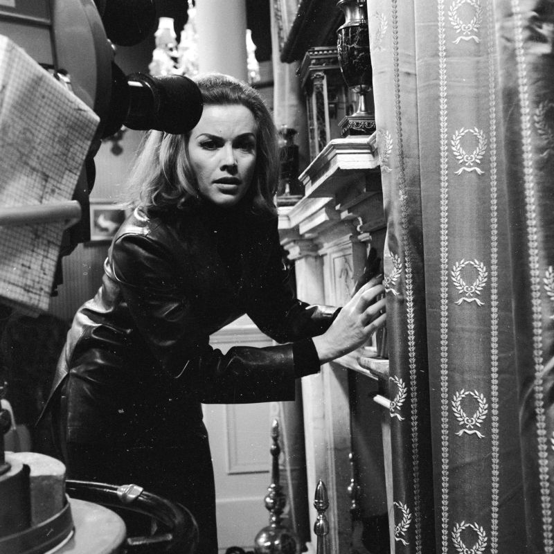 Honor Blackman - The Avengers
