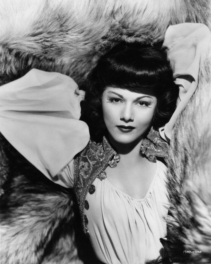 Maria Montez, Gypsy Wildcat